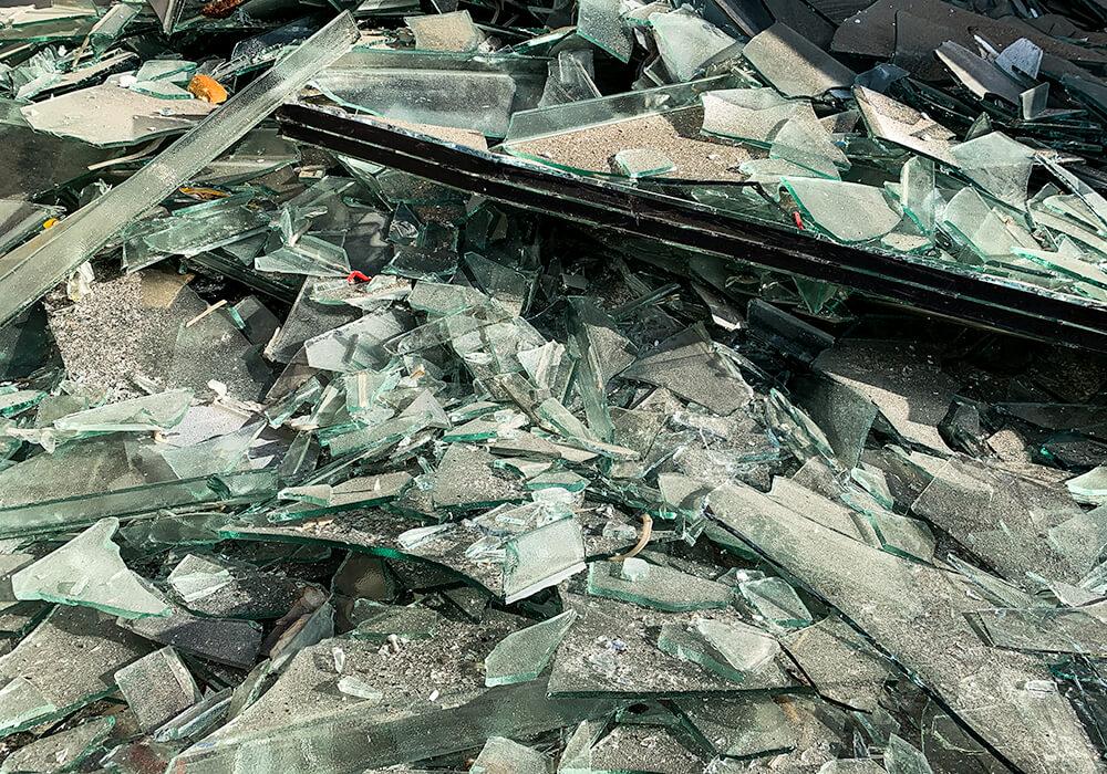 Schutt Karl | Material_Glas