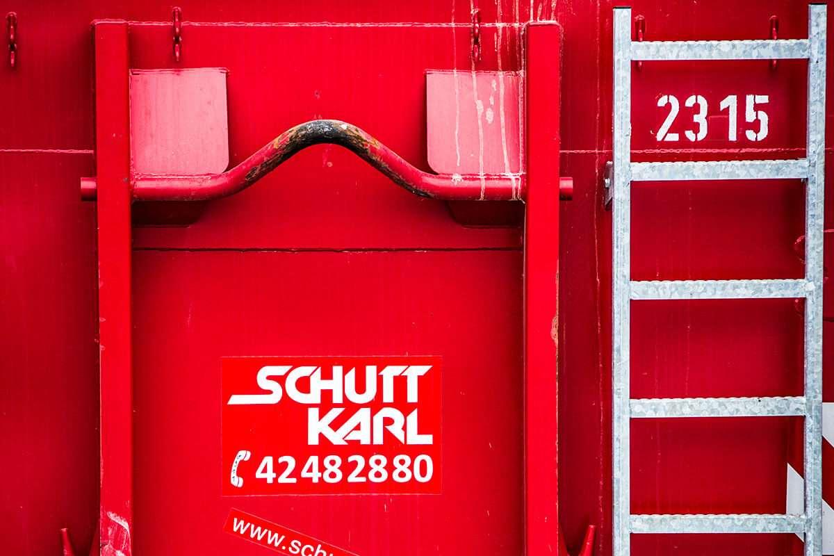 Schutt Karl | Abrollcontainer offen