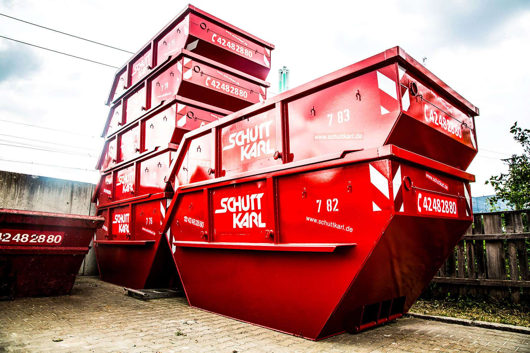 Schutt Karl | Header Container