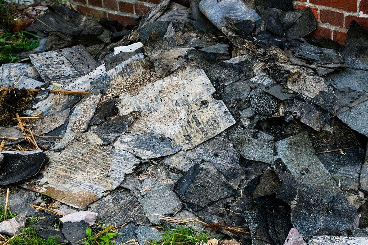 Schutt Karl | Entsorgung Dachpappe